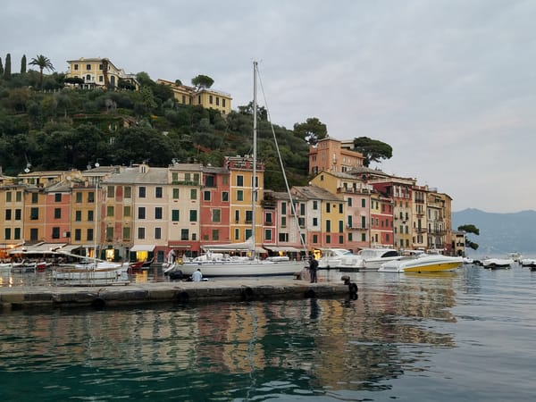 Greeting Card   Beautiful Portofino #2  | Photoissimo - Fine Art Photography
