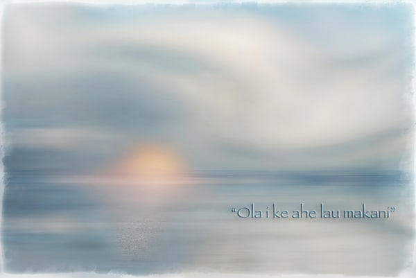 Morning Abstract Photography Art | Ed Sancious - Stillness In Change