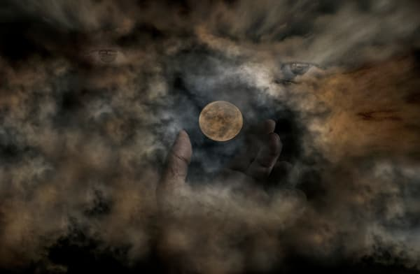 Touched By The Moon Photography Art | Ed Sancious - Stillness In Change