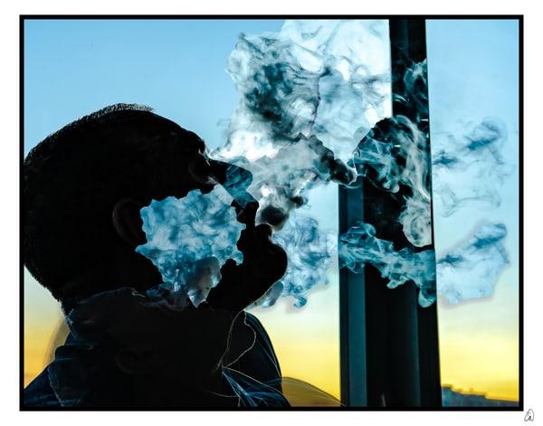Smoke Staxx #3 Photography Art   Cid Roberts Photography LLC