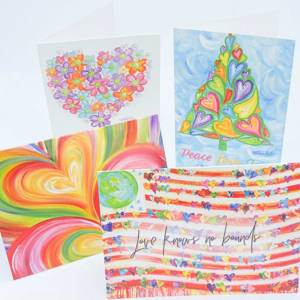 Assortment Of Greeting Cards  | Heartworks Studio Inc