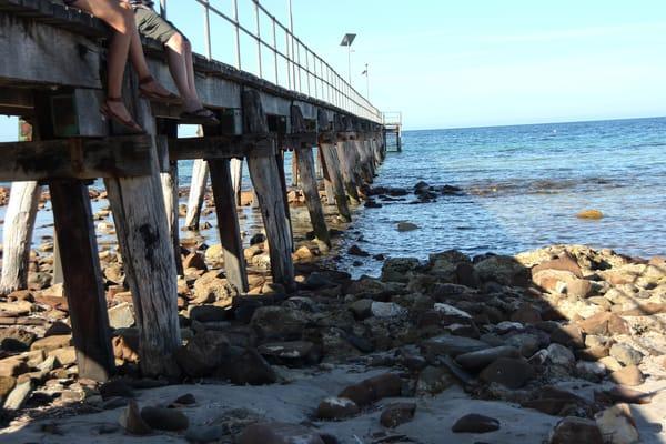 Relaxing Pier Photography Art   Julie Williams Fine Art Photography