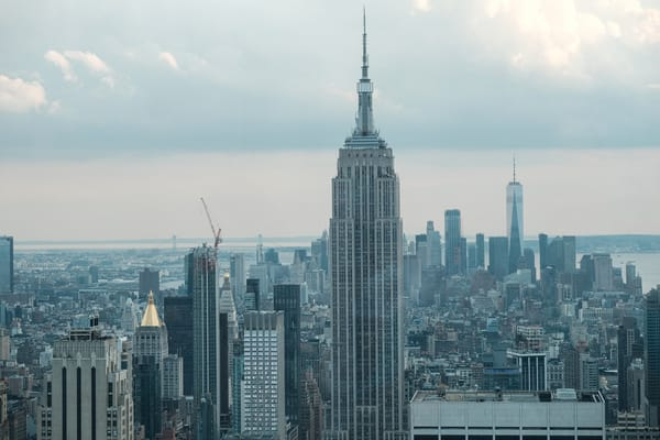 Empire State Building  Photography Art | Julie Williams Fine Art Photography