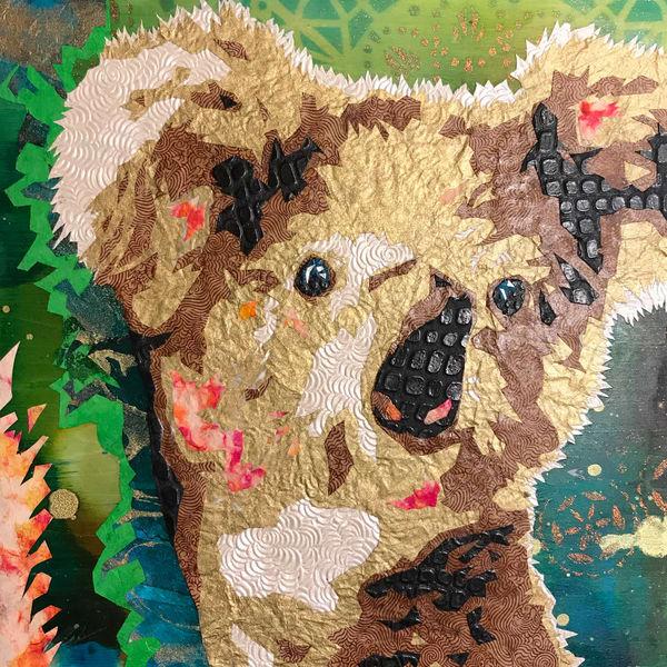 Koala Art   Kristi Abbott Gallery & Studio