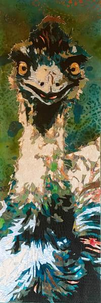 Emu Art   Kristi Abbott Gallery & Studio