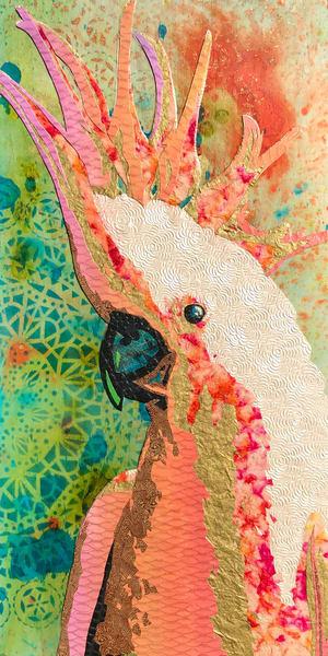 Cockatoo Art   Kristi Abbott Gallery & Studio
