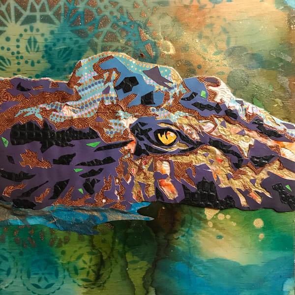 Crocodile Art   Kristi Abbott Gallery & Studio