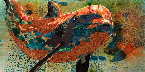 Dolphin Art   Kristi Abbott Gallery & Studio