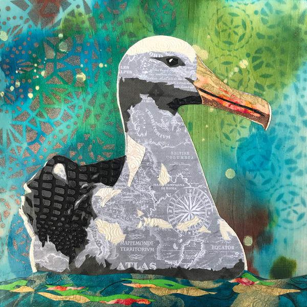 Albatross Art   Kristi Abbott Gallery & Studio