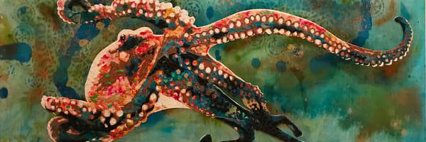 Octopus Art   Kristi Abbott Gallery & Studio