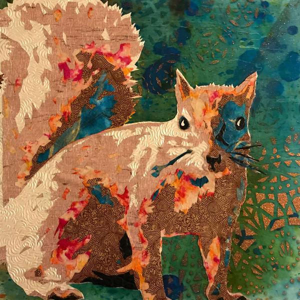 Squirrel Art   Kristi Abbott Gallery & Studio