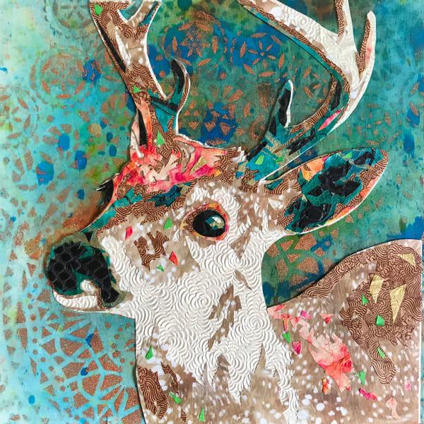 Deer Art   Kristi Abbott Gallery & Studio