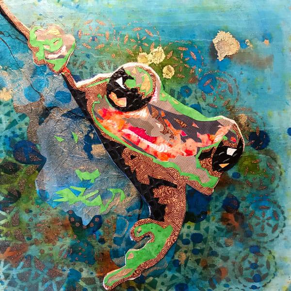 Coqui Frog Art   Kristi Abbott Gallery & Studio