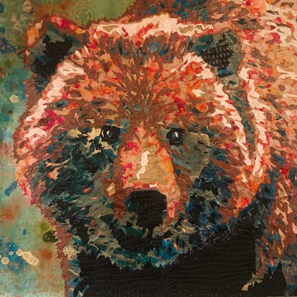 Bear Art   Kristi Abbott Gallery & Studio