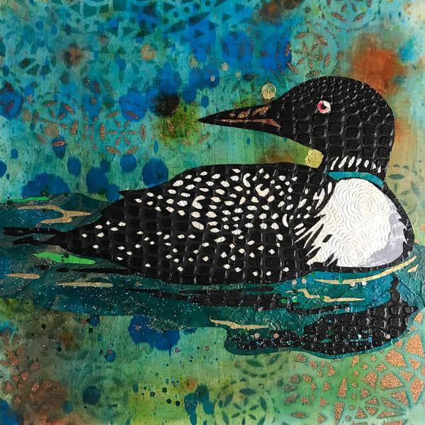 Loon Art   Kristi Abbott Gallery & Studio
