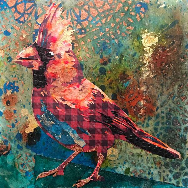 Cardinal Art   Kristi Abbott Gallery & Studio