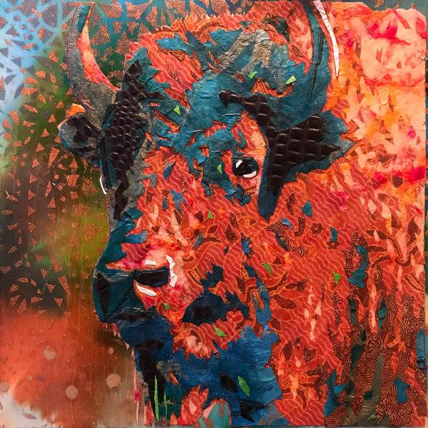 Bison Art   Kristi Abbott Gallery & Studio