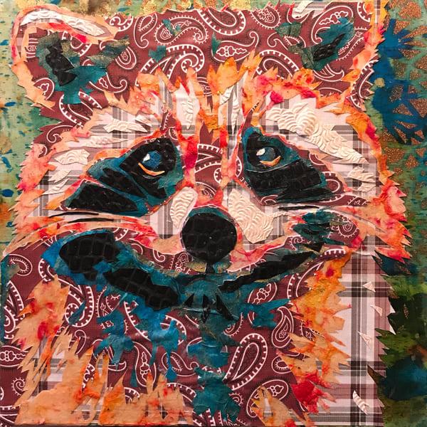 Racoon Art   Kristi Abbott Gallery & Studio