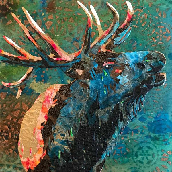 Elk Art   Kristi Abbott Gallery & Studio