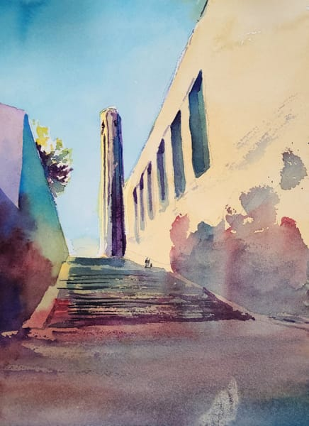 Kc Liberty Memorial 2 Art | Steven Dragan Fine Art