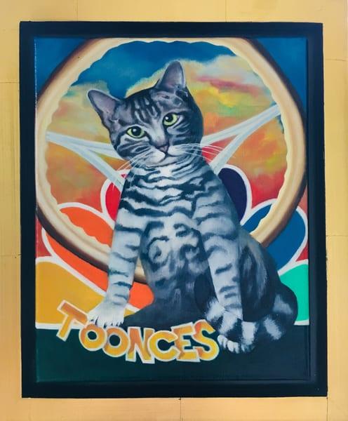 Toonces Art | Emily Gilman Beezley Fine Art
