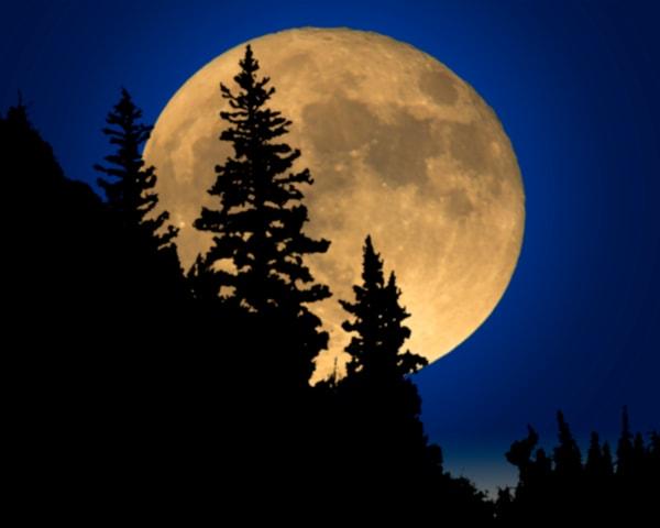 Colorado Moon Rise Photography Art   Jim Livingston Art