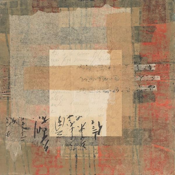 Faint Conversations - Original Abstract Painting | Cynthia Coldren Fine Art