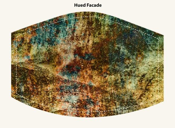 Hued Facade Face Mask