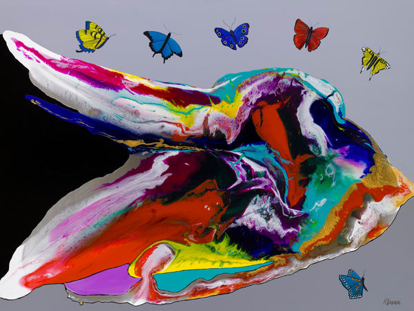 Butterflies and Rainbows 1