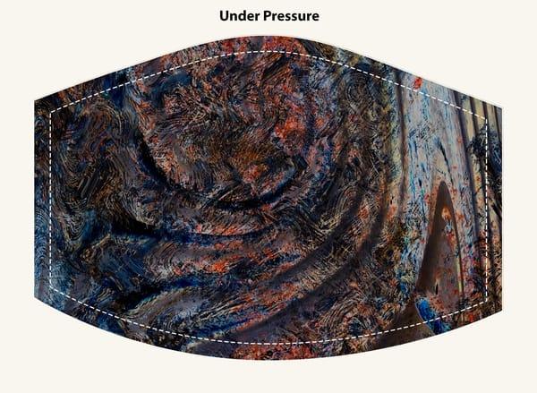 Under Pressure Face Mask