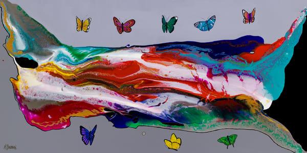Rainbows and Butterflies II