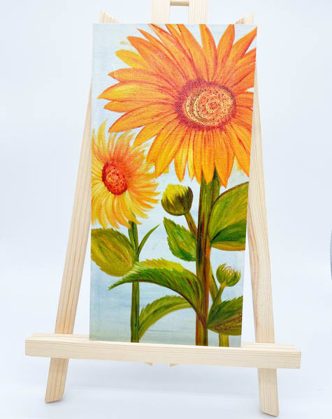 Tuscan Sunflower  Art | Heartworks Studio Inc