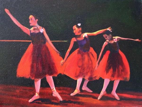 Degas Sketches   Red Art | Emily Gilman Beezley LLC