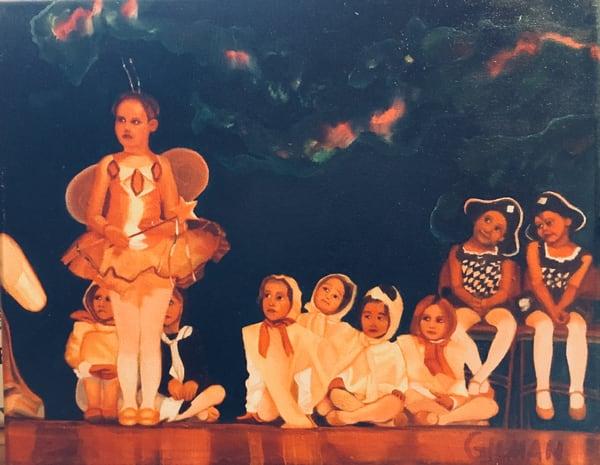 The Magic Doll Shop Art | Emily Gilman Beezley LLC