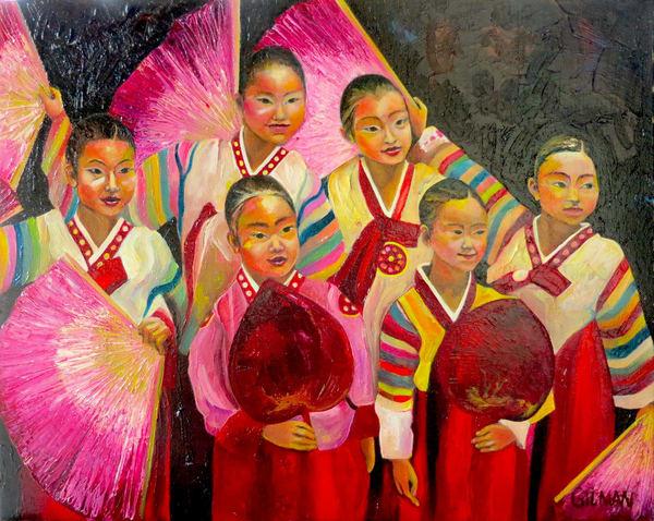 Korea Art | Emily Gilman Beezley LLC