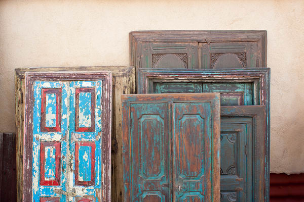 Old Doors Photography Art | Carol's Little World