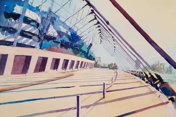 Kc Kauffman Center 1 Art | Steven Dragan Fine Art