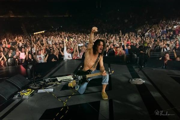 Eddie Van Halen, Van Halen,