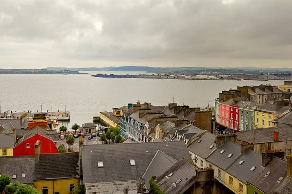 Cobh After The Storm Photography Art | Grace Fine Art Photography by Beth Sheridan