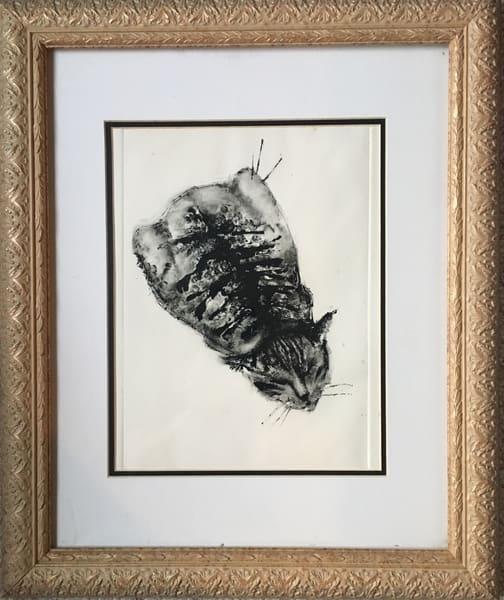 Sold: Tabby Art | Emily Gilman Beezley LLC