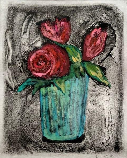 Sold: 3 Roses Art | Emily Gilman Beezley LLC