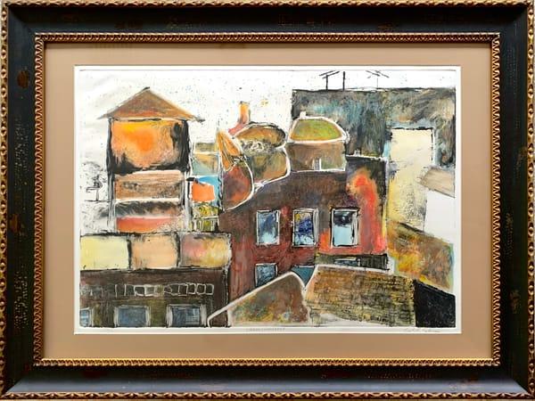 Sold: Urban Landscape Art | Emily Gilman Beezley LLC