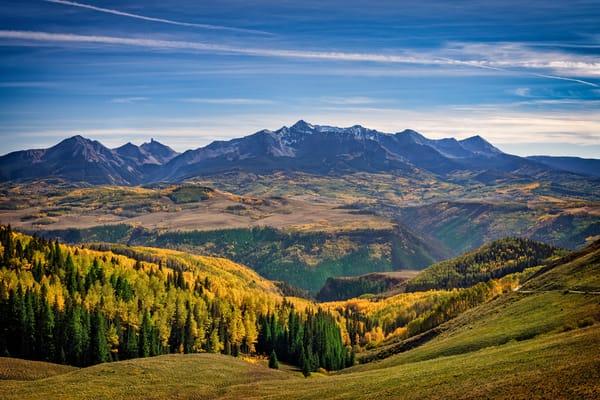 Wilson Mesa Autumn | Shop Photography by Rick Berk