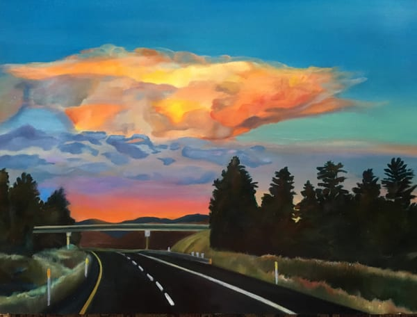 Sold: Road Less Traveled Art | Emily Gilman Beezley LLC