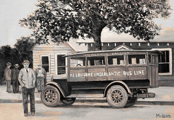 Indialantic Bus Line