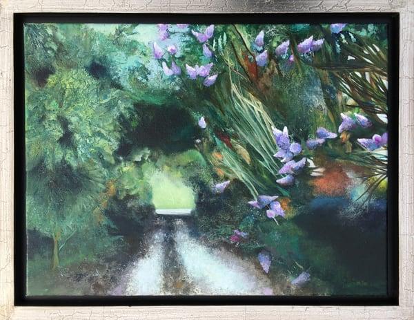 Sold: Crepe Myrtles Art | Emily Gilman Beezley LLC