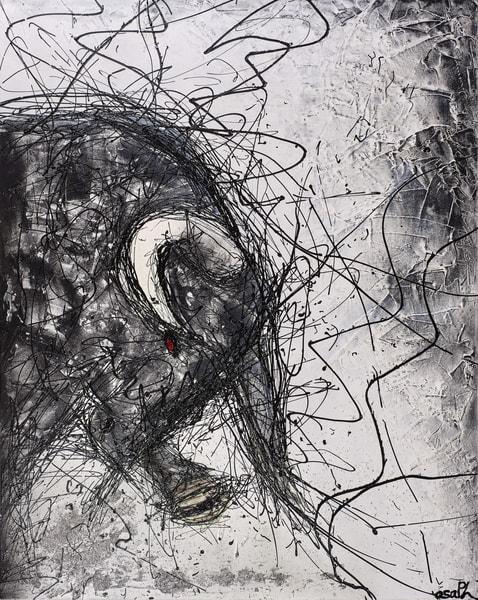 Bull 1 Art | Asaph Maurer