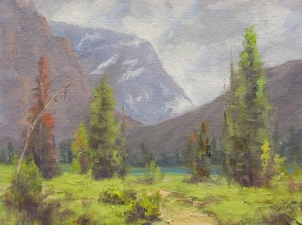 East Entrance Glacier Art | Artisanjefflove