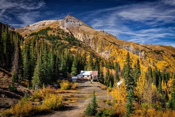 Idorado Mine Camp | Shop Photography by Rick Berk