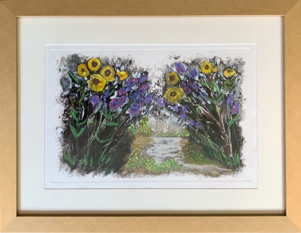 """""""Florabundance"""" Artwork by Emily Gilman Beezley"""